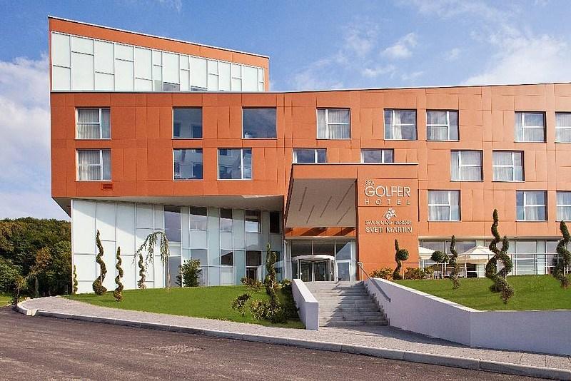 Hotel SPA GOLFER - Ulcinjská riviéra