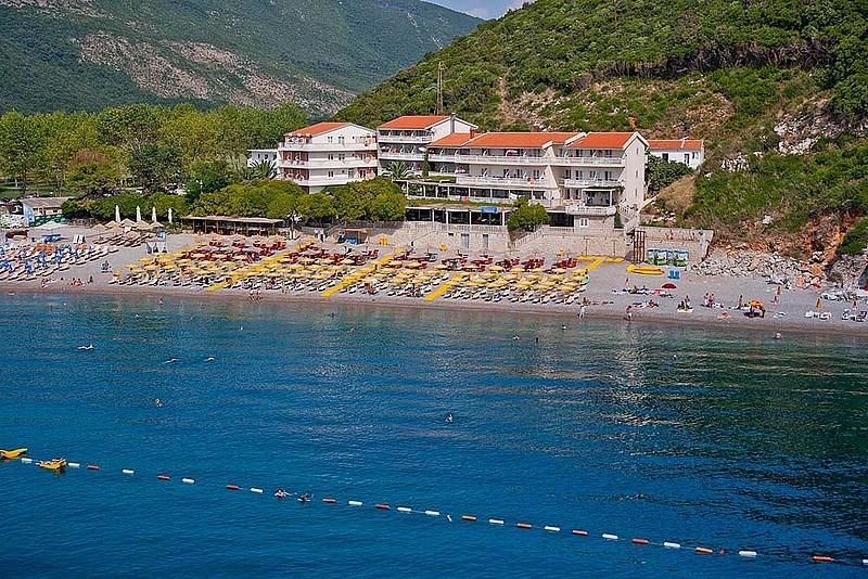 Hotel POSEIDON - Ostrov Vis