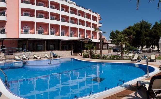 Hotel MIRAMARE - Alykes