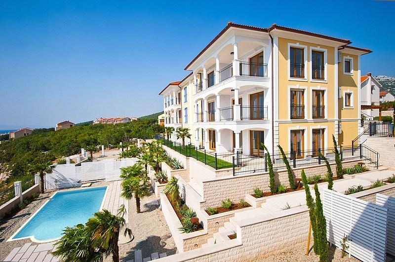 Rezidence POVILLE - Kos - hlavní město