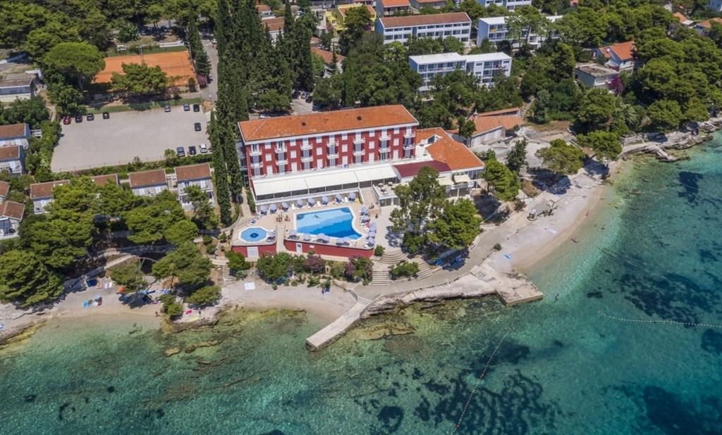 Hotel BELLEVUE - Orebić