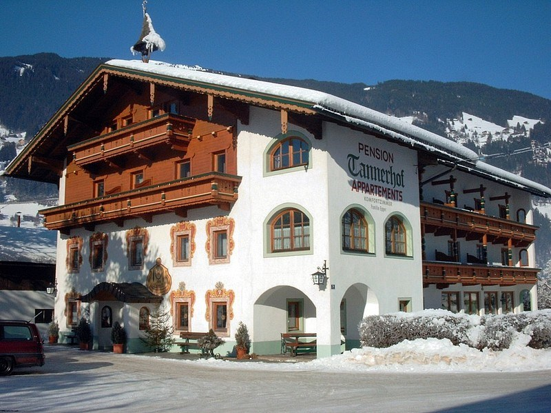 Pension TANNERHOF - Povile