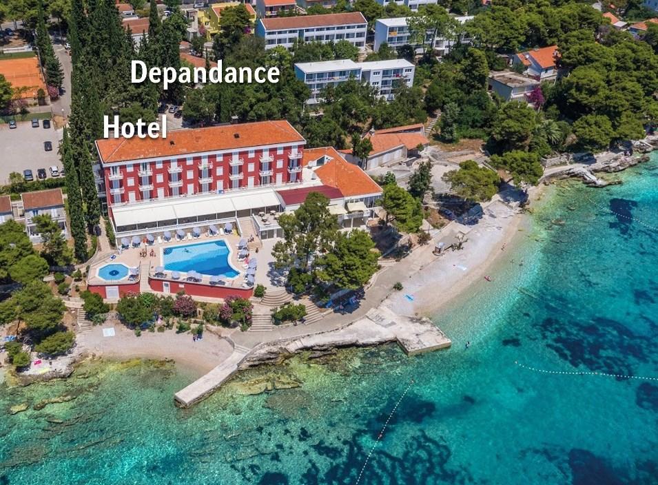 Depandance BELLEVUE - Trogir - Seget Donji