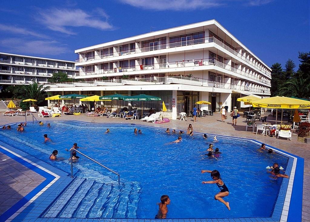 Hotel a depandance LAVANDA - Ostrov Krapanj