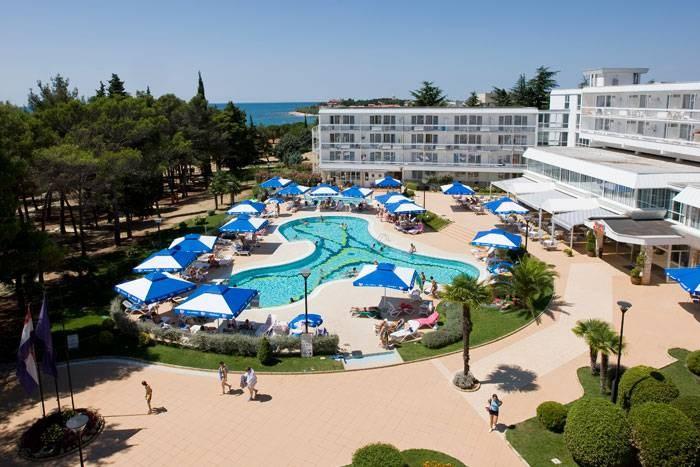 Hotel AMINESS LAGUNA - Luhačovice
