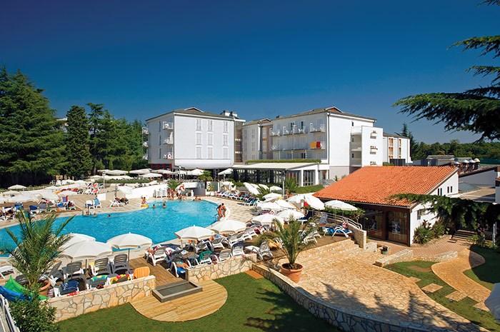 Hotel VALAMAR PINIA - Kotorský záliv