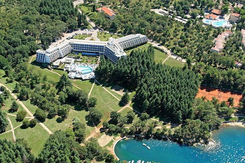 Hotel LAGUNA MEDITERAN - Agios Georgios