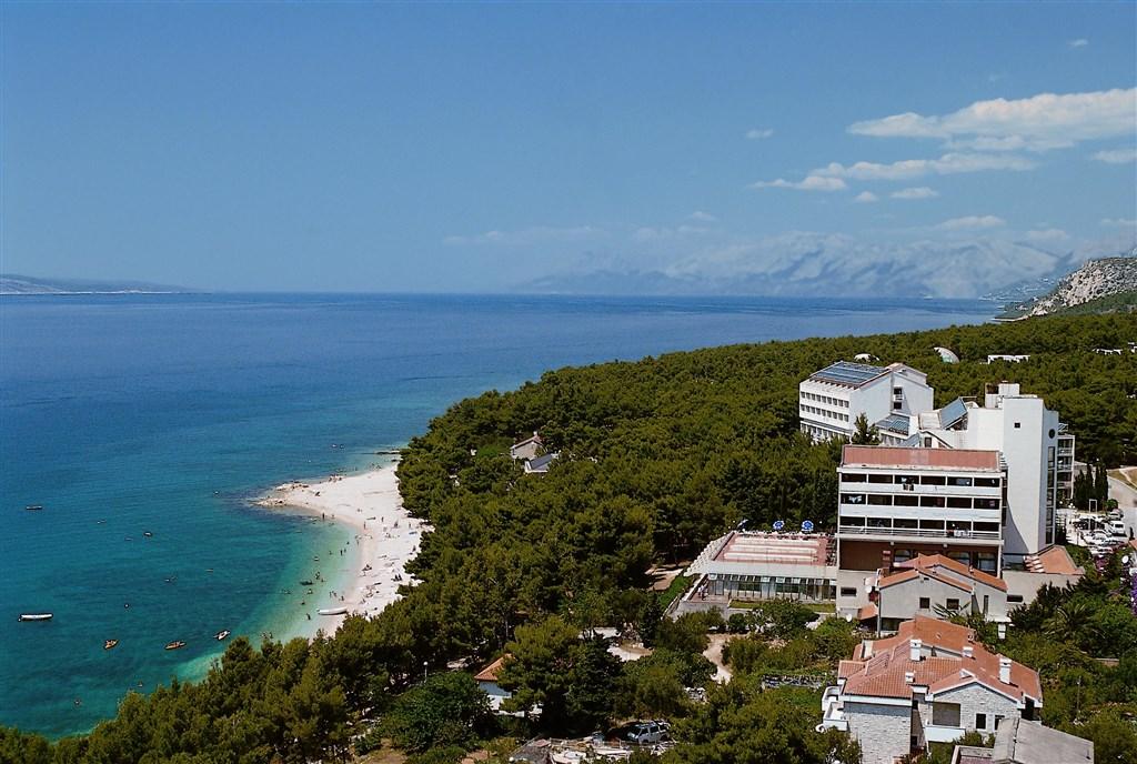 Hotel BIOKOVKA - Chorvátsko