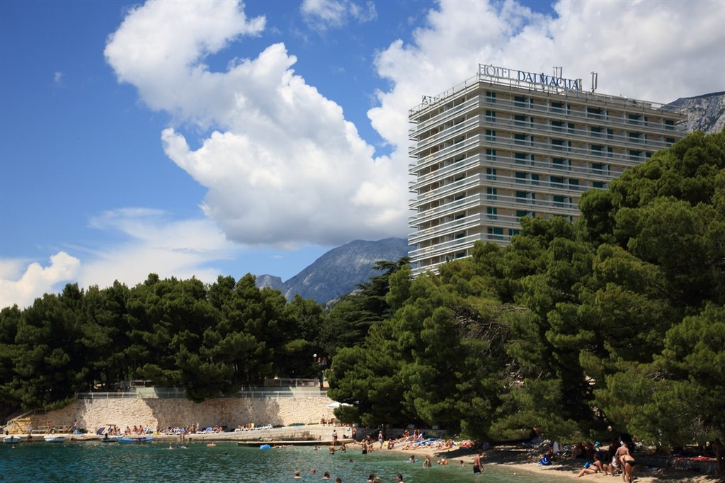 Hotel DALMACIJA - Šimuni