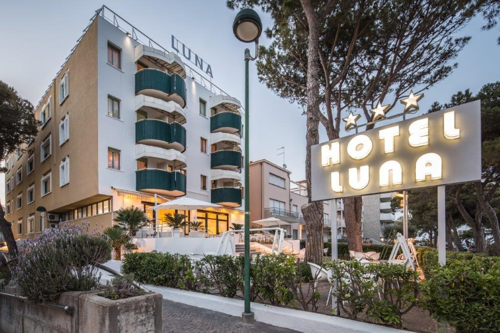 Hotel LUNA - Lignano