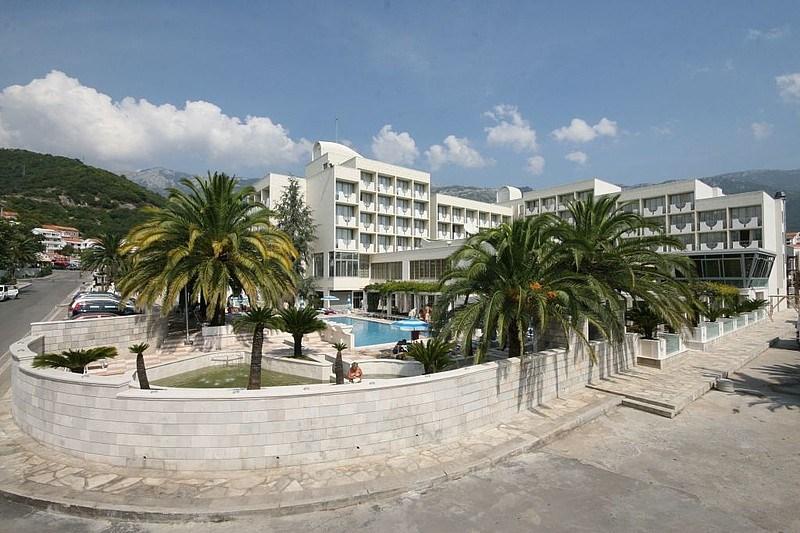 Hotel MEDITERAN - Baška Voda