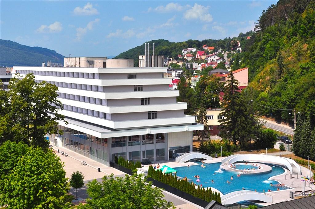 Hotel KRYM - Trenčianske Teplice