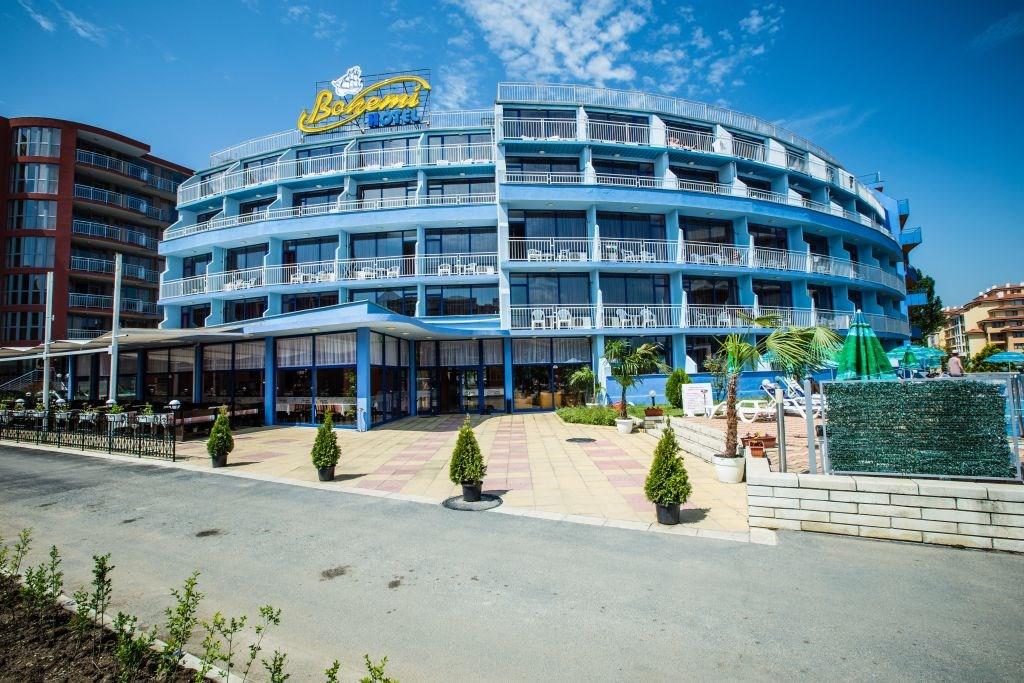 Hotel BOHEMI - Slnečné pobrežie