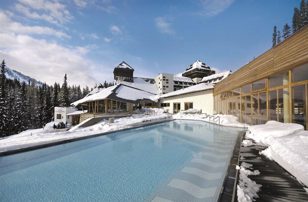 Hotel FALKENSTEINER CLUB FUNIMATION KATSCHBERG - Dolní Rakousko