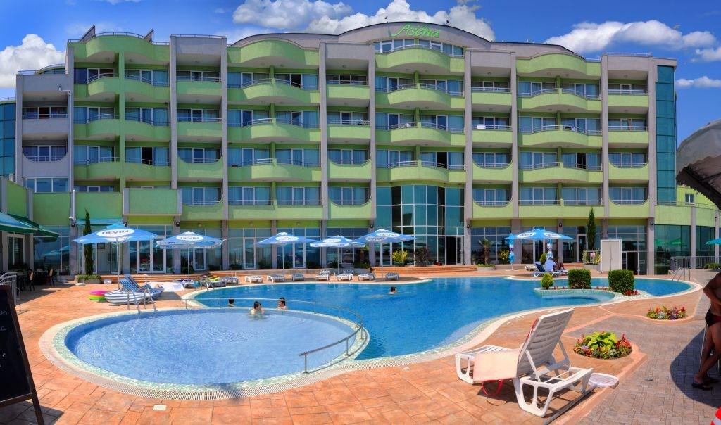 Hotel ARSENA - Nessebar