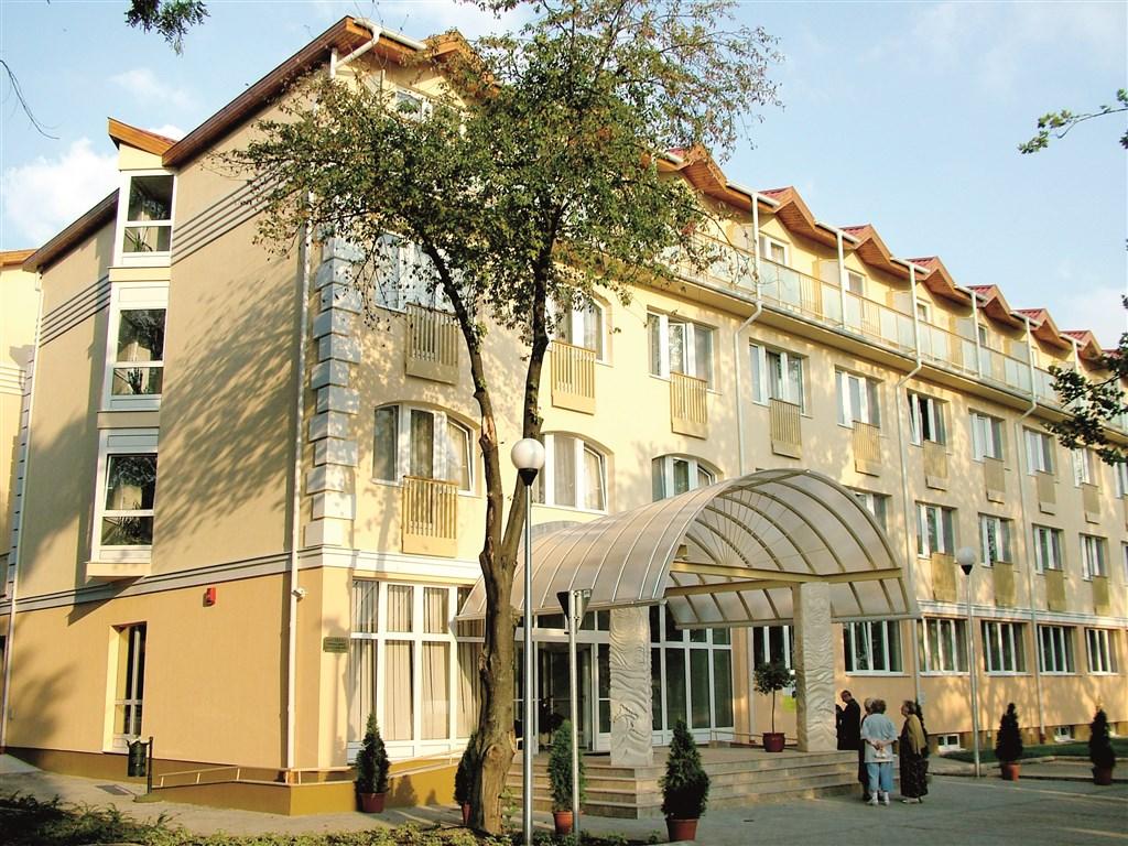 Hotel HUNGAROSPA THERMAL - Hajdúszoboszló
