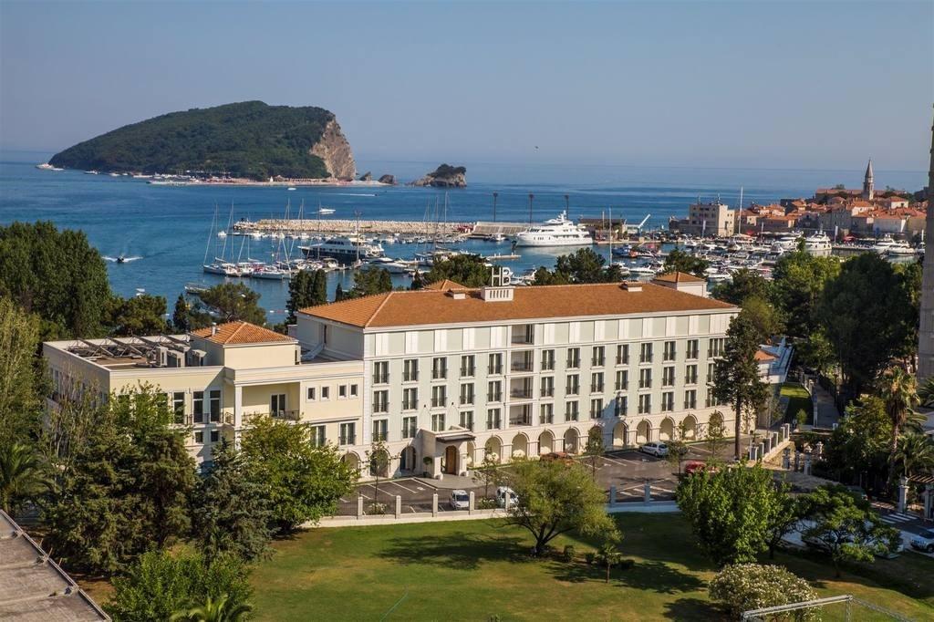 Hotel BUDVA - Ostrov Vir