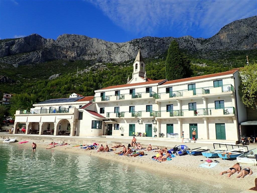 Hotel RIVA - Ubli