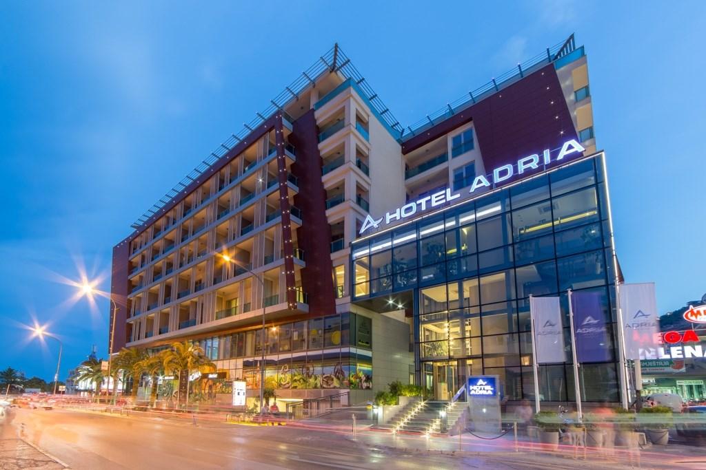 Hotel ADRIA - Agios Fokas