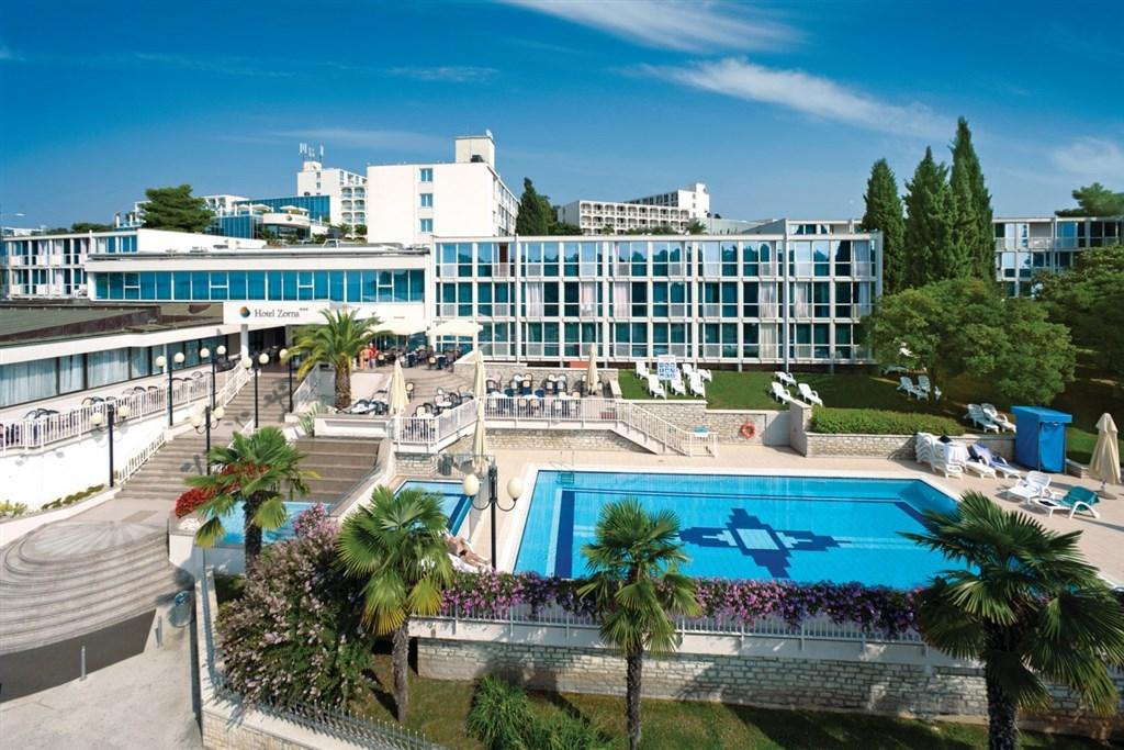 Hotel ZORNA - Kanapitsa