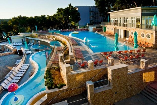 Family Hotel VESPERA - Makarska