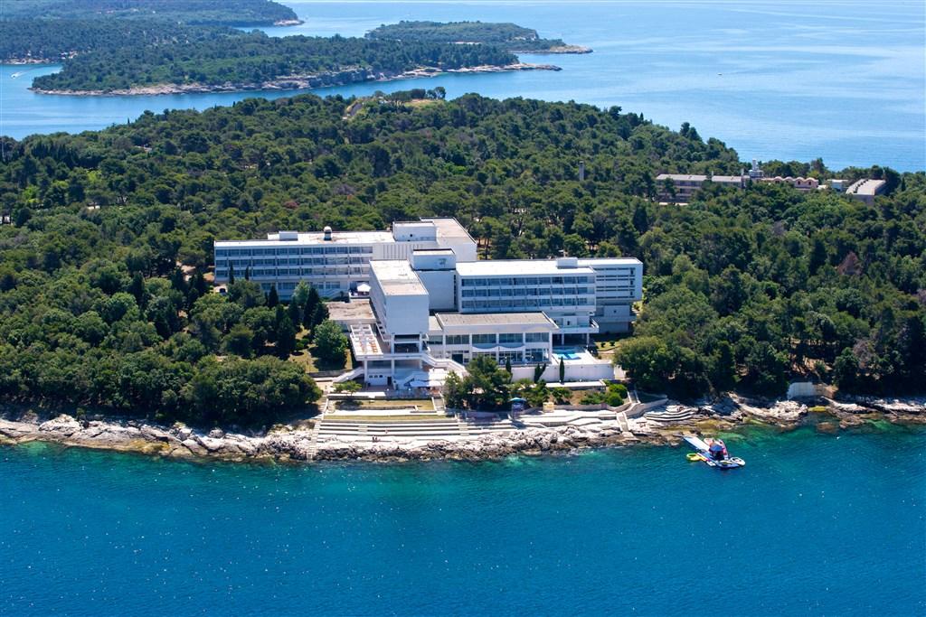 Hotel BRIONI - Chorvátsko