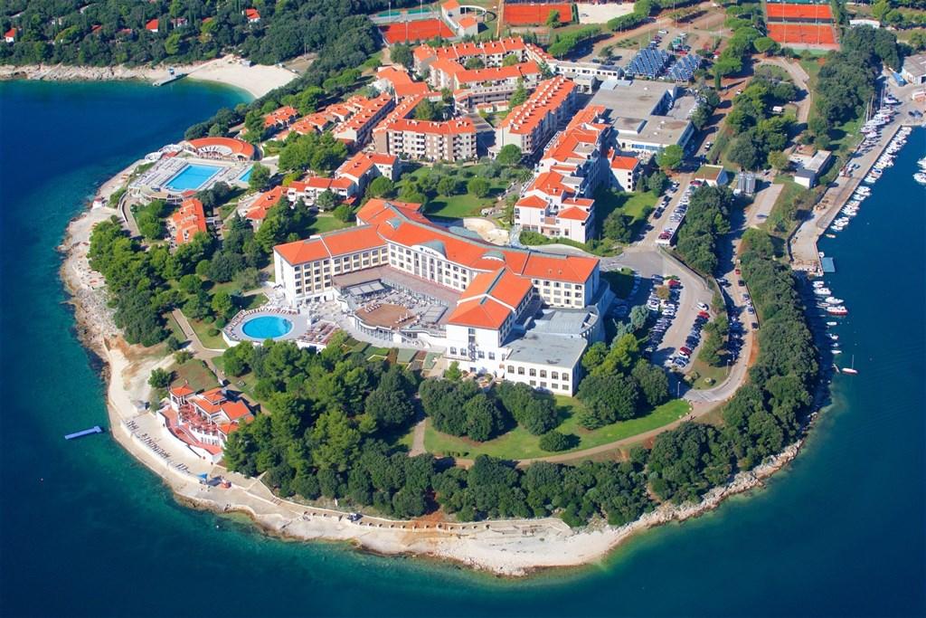 Hotel PARK PLAZA HISTRIA - Lambi