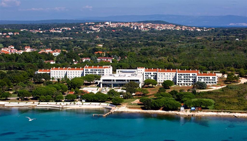 Hotel PARK PLAZA BELVEDERE - Ulcinjská riviéra