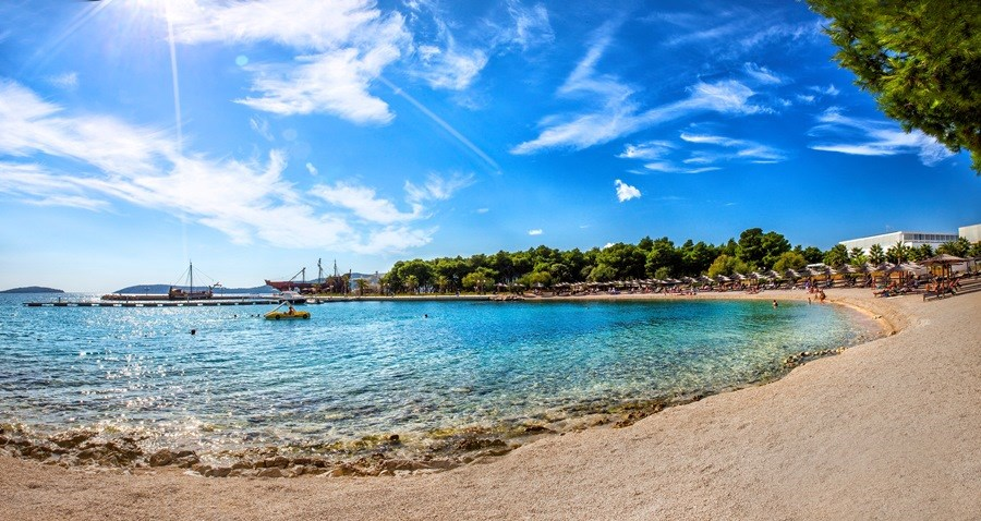 Mobilní domky Adriatic Kamp Solaris - Brela