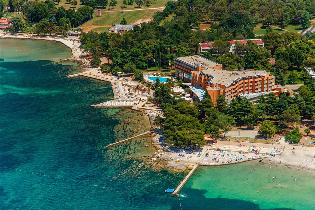 Hotel SOL UMAG for Plava Laguna - Mošćenička Draga