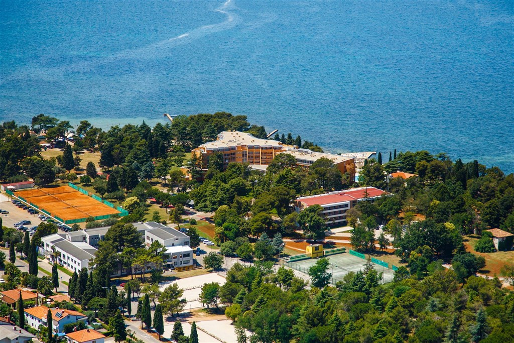 Rezidence SOL UMAG - Ostrov Lošinj