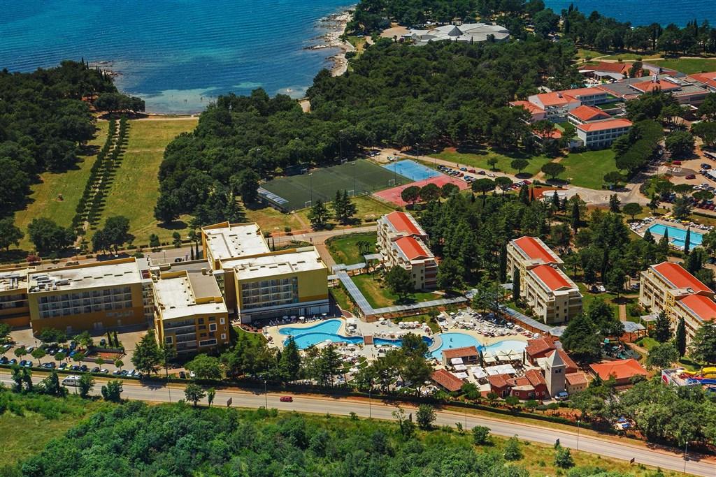 Hotel SOL GARDEN ISTRA - Bulharsko