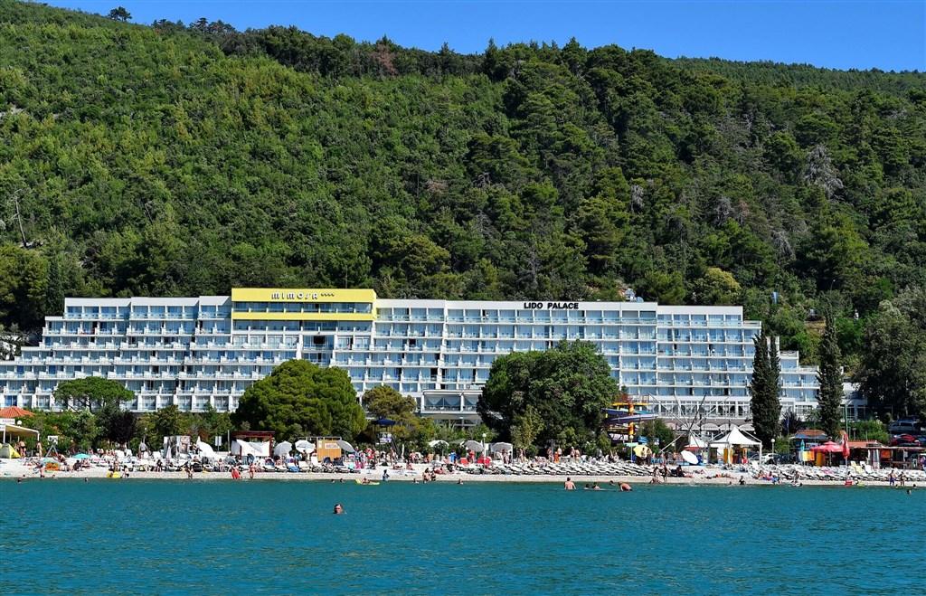 Hotel MIMOSA / LIDO PALACE - Nemira