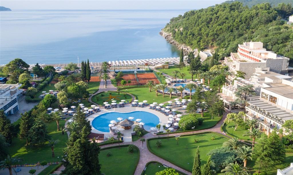 Hotel IBEROSTAR BELLEVUE - Sveti Stefan