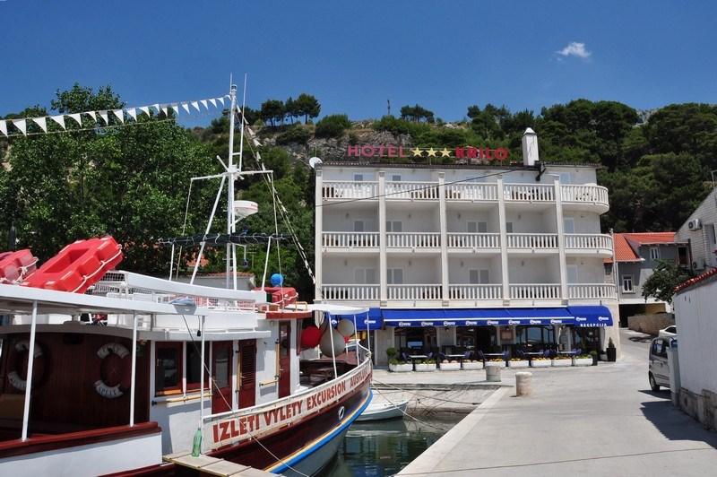 Hotel Krilo - Zaostrog
