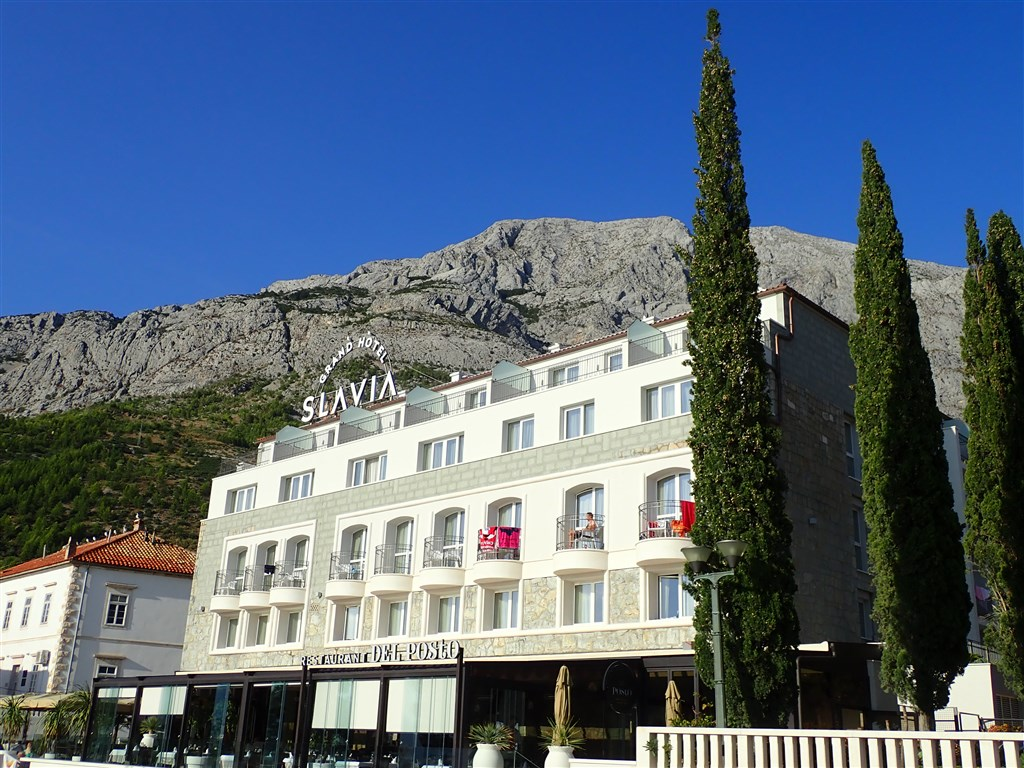 Grand Hotel SLAVIA - Balaton a okolie