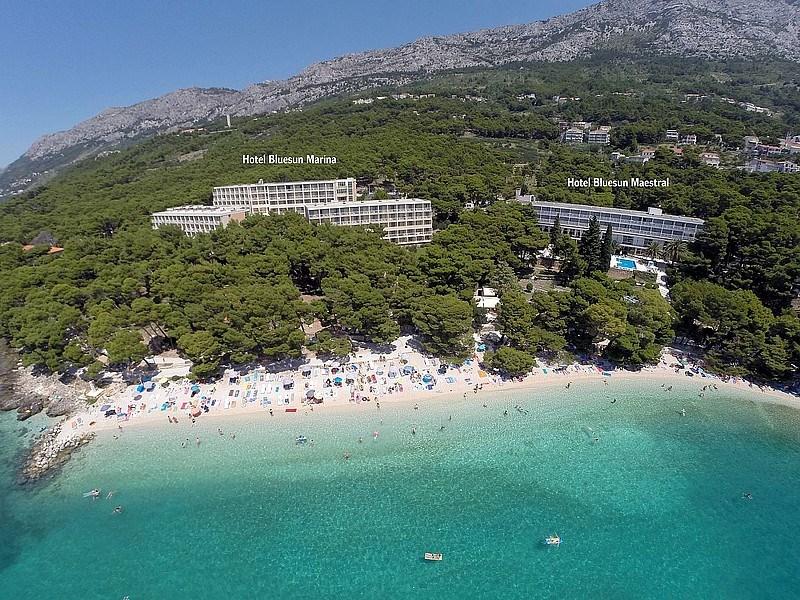 Hotel BLUESUN MAESTRAL - Ostrov Vis