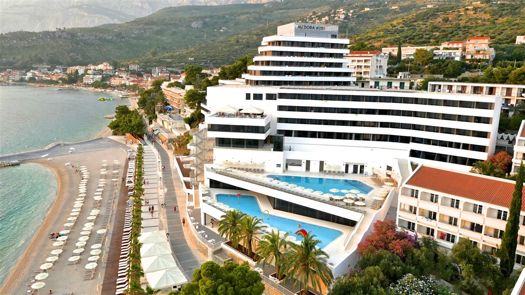 Hotel MEDORA AURI FAMILY BEACH RESORT - Podgora