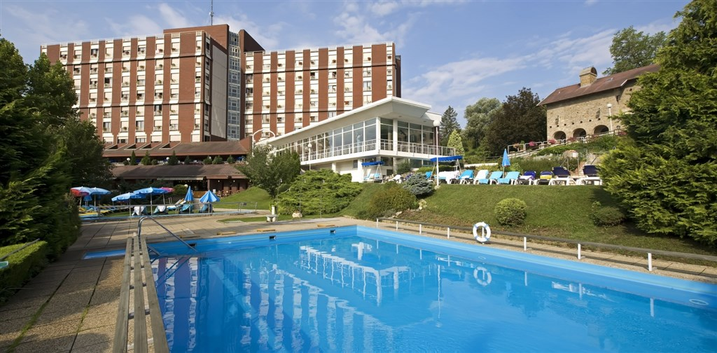 Hotel DANUBIUS HEALTH SPA RESORT AQUA - Petrovac