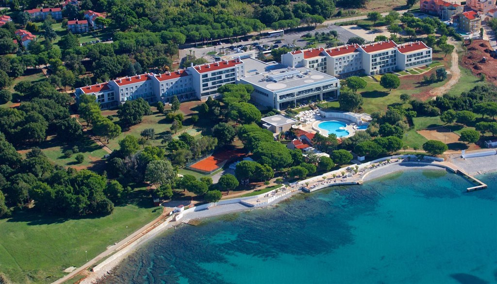 Hotel PARK PLAZA BELVEDERE MEDULIN - Medulin
