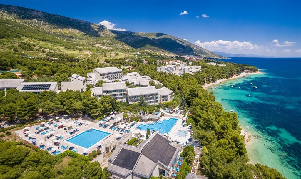 Hotel BRETANIDE Sport & Wellness resort - Budvanska riviéra