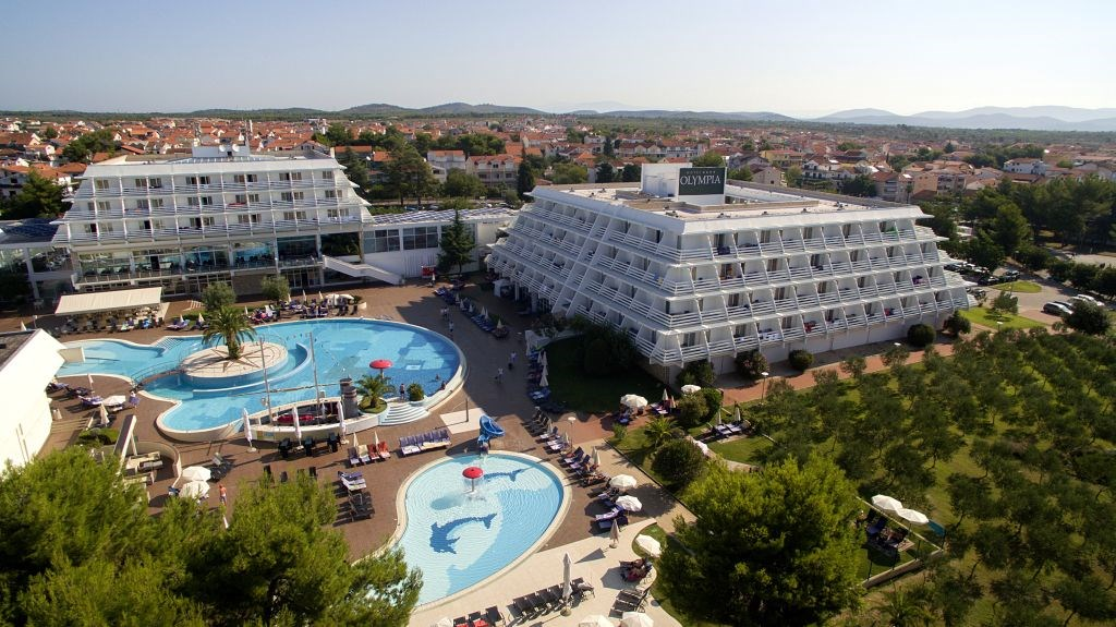 Hotel OLYMPIA - Jakišnica
