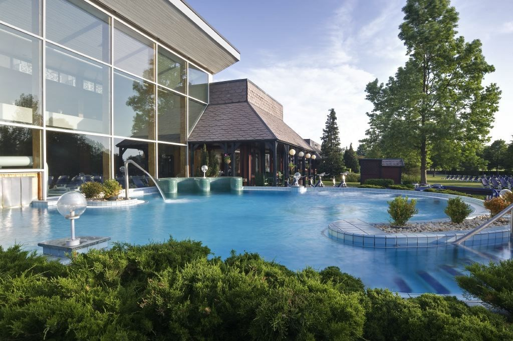 Hotel DANUBIUS HEALTH SPA RESORT BÜK - Povile