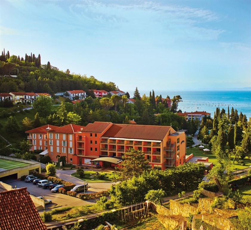 Hotel SALINERA - Barbati