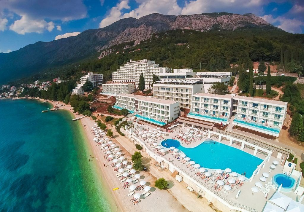 Hotel SENSIMAR ADRIATIC BEACH RESORT - Sveti Martin na Muri