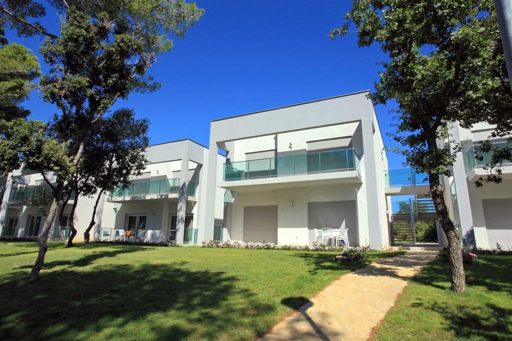 Apartmány CRVENA LUKA - Suha Punta