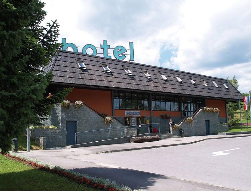 Hotel GRABOVAC - Ulcinjská riviéra
