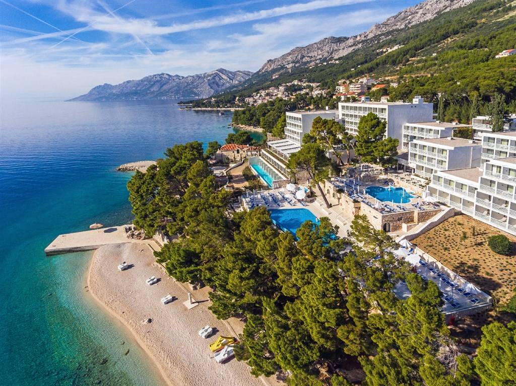 Hotel SENTIDO BLUESUN BERULIA - Makarska