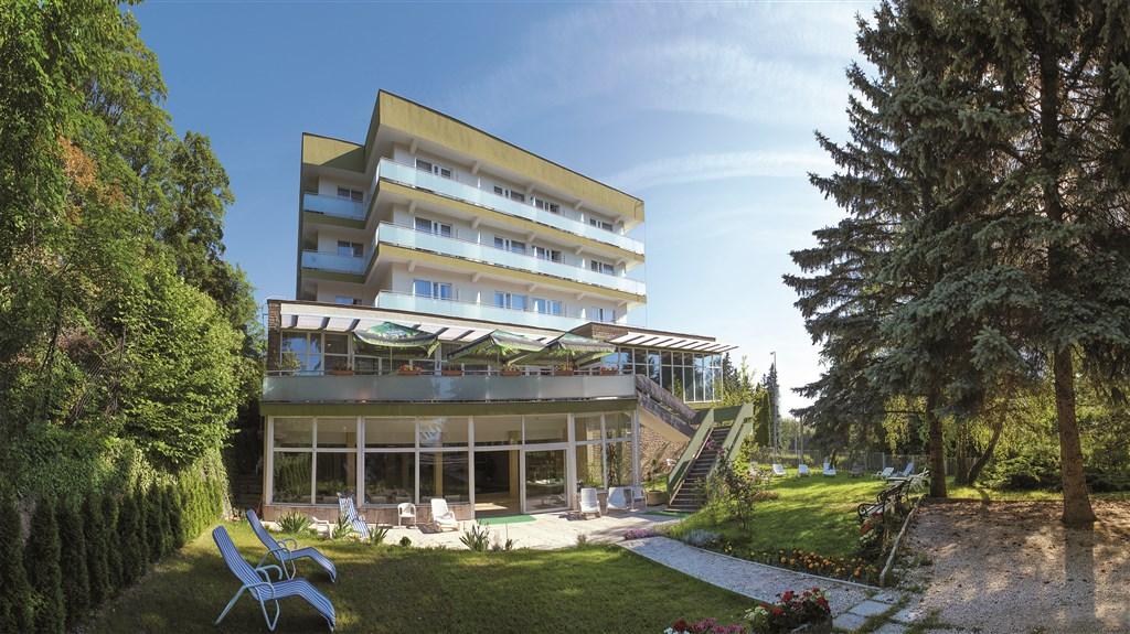 Hotel CE QUELLE - Moravske Toplice