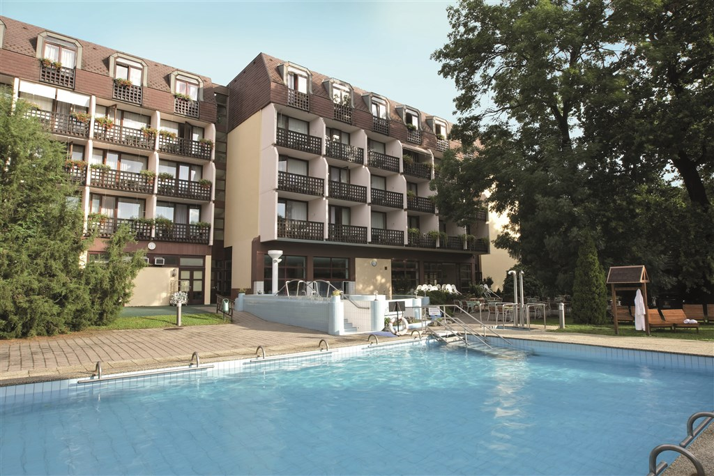 HEALTH SPA HOTEL SÁRVÁR -